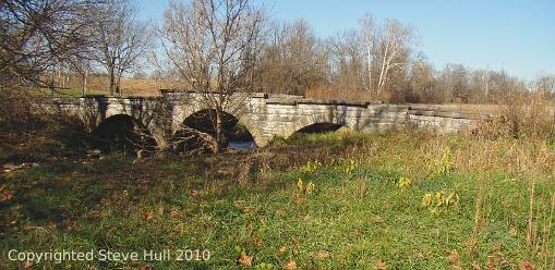 Muddy Fork Bridge in Decatur County