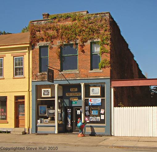 Building at 714 North Main in Brookville Indiana