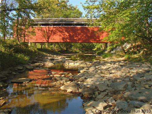 Stockheughter Covered Bridge