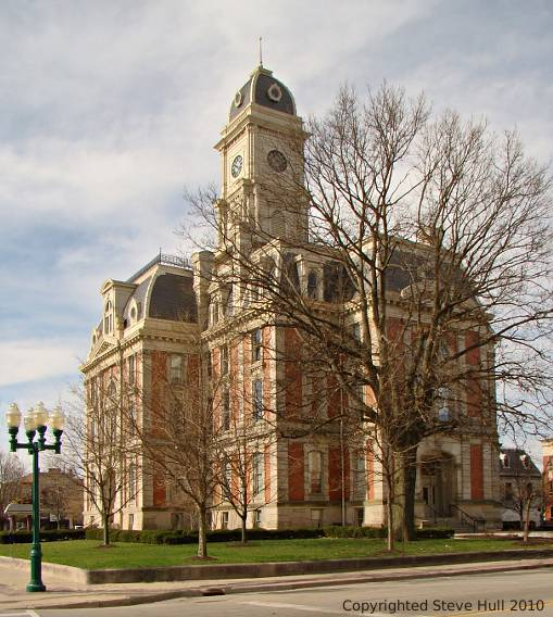 Hamilton county Indiana courthouse