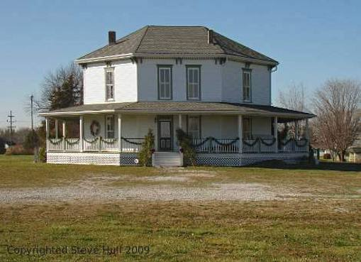 octagon houses in indiana