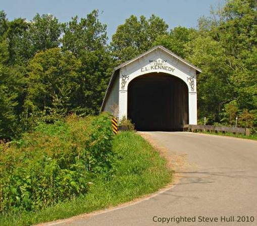 Forsythe Covered Bridge