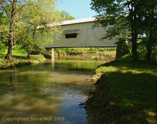 Offutt Ford Covered Bridge
