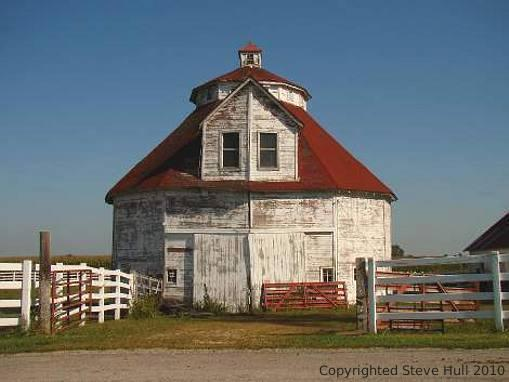 octagonal barns in indiana